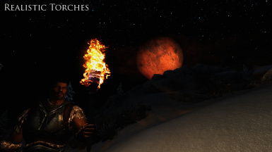 Realistic Torches  Moon