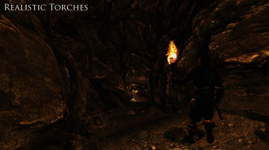 Realistic Torches  Cave