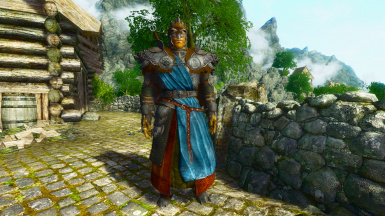 Stormlord Armor - Enderal Patch
