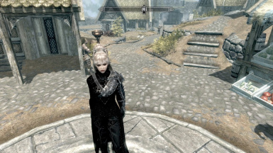 Black Blood Witch armor