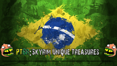 Skyrims Unique Treasures Traducao PTBR