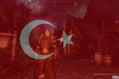 Miraak's Gear Overhaul Turkish Translation