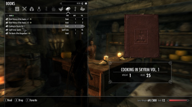 Cooking In Skyrim