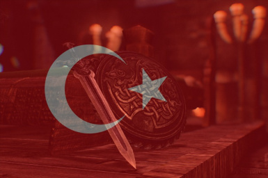Stormcloak Hero Armory Turkish Translation