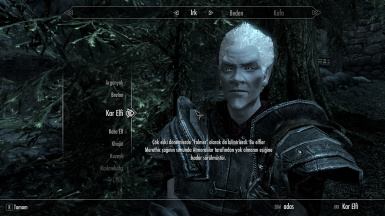 Snow Elf Race - The True Falmer- Turksih Translation