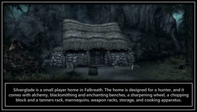 Silverglade - a Hunter-Themed Player Home