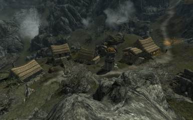 Settlements Expanded with Arthmoors Soljunds Sinkhole 02