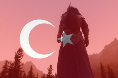 Resplendent Armor and Greatsword Turkish Translation