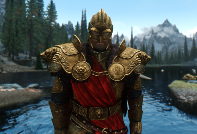 Stormlord Recolors - Immersive Armors Compatible - 2 Sets
