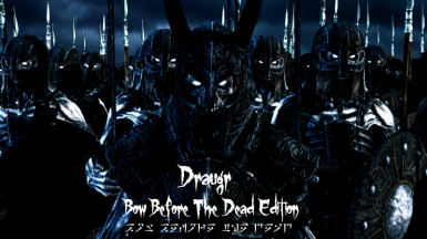 Bow Before The Dead - Draugr Sounds Legacy Edition -