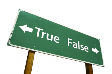 the three types of false friends