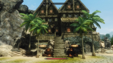 Sure AI Enderal Island Abode