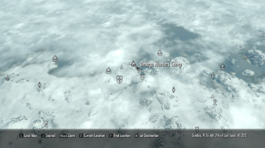 Skyrim Omega Werewolf Camp site (outdated and no longer supported)