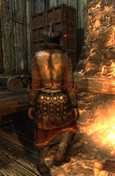 Cuirass of the Keeper plus Garb