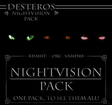 unlimited nightvision pack