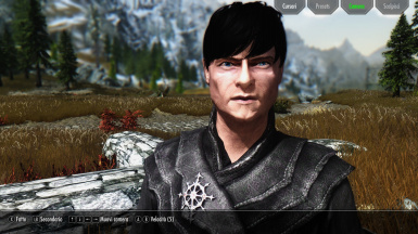 New Ramsay Bolton from Game of Thrones RAcemenu Preset