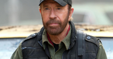 1 level main quest completed Chuck Norris