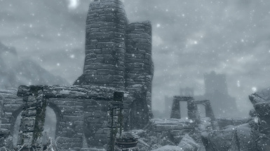 Winterhold Walls