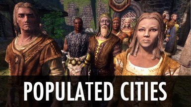 Populated Cities Towns Villages Reborn - Spanish Translation
