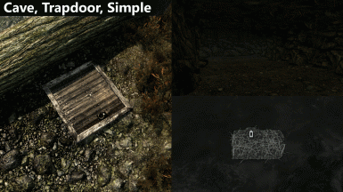 Home - Cave Trapdoor Simple