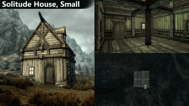 Home - Solitude House Small