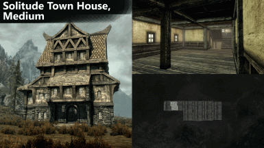 Home - Solitude Town House Medium