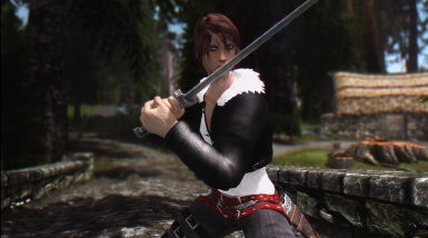 Squall Leonhart's Clothes WIP