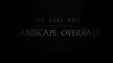 The Real Wild-No Roads
