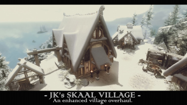 Skall village Main