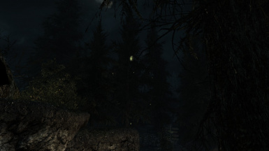 More realistic sized fireflies and more of them bdgray02