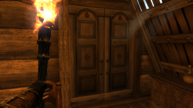 Tavern Room Doors; The Bannered Mare & Tavern Room Doors at Skyrim Nexus - mods and community
