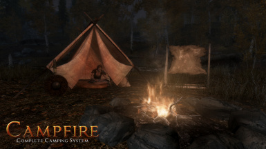 Campfire - Complete Camping System - German Translation