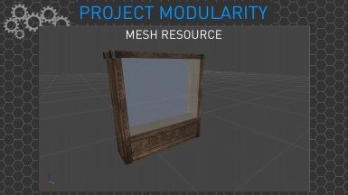 Project Modularity - Skyrim Assets Collection