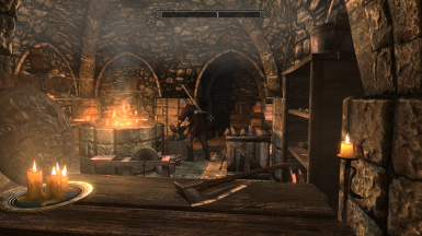 Enderal - Craftable Nails and Crafting Pieces