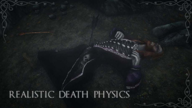 Realistic Death Physics - No Animations