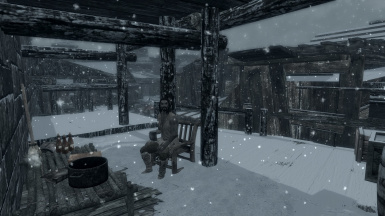 Skyrim Better Gray Quarter