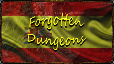 Forgotten Dungeons - Spanish - Translations Of Franky - TOF