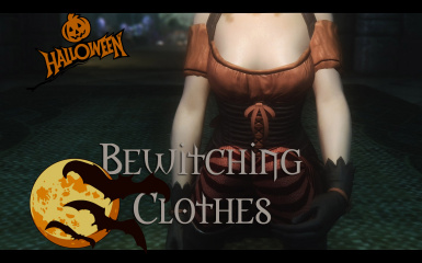 Bewitching Clothes