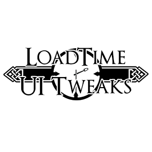 LoadTime UI tweaks