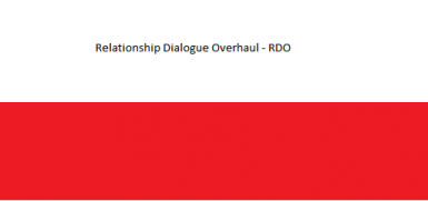 Relationship Dialogue Overhaul - RDO - polish translation