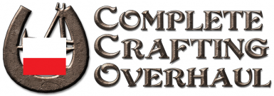 Complete Crafting Overhaul Remade - polish translation