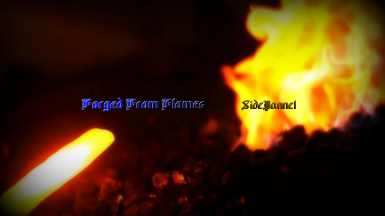 SidePannel's Forged From Flames