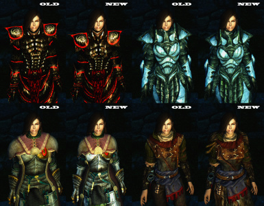 Immersive Armors CBBE and UUNP Refit