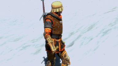 Witcher 2-Seltkirk of Gulet's Armor
