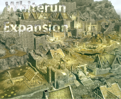 Whiterun Expansion Redone and Open Cities Compatible
