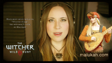 Priscilla's Song -The Wolven Storm- cover by Malukah