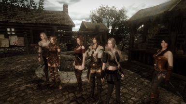 Sofia and Friends in Enderal