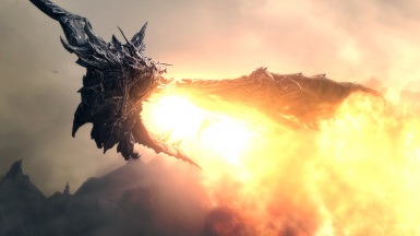 Alduin Attack Lines Removed