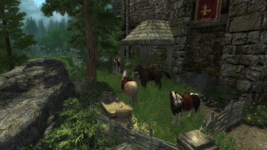 Enderal Extra Horses