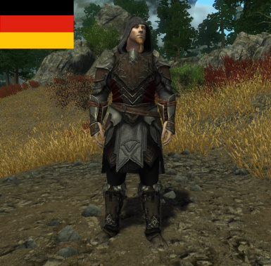 Fine Leather armor replacer German translation